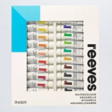 Reeves Watercolour 10ml Set of 24